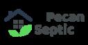 pecan septic logo